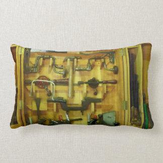 Woodworking Tools Lumbar Pillow