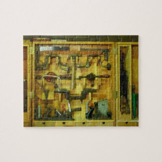 Woodworking Tools Puzzles