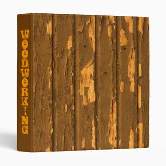 Woodworking Woodworker's Portfolio 3 Ring Binder