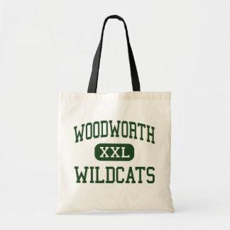 Woodworth - Wildcats - Junior - Fond Du Lac Canvas Bags
