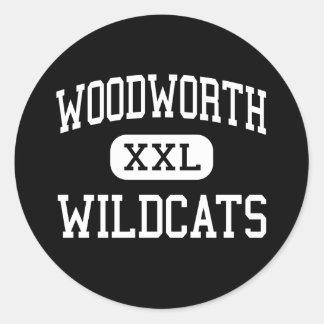 Woodworth - Wildcats - Junior - Fond Du Lac Sticker
