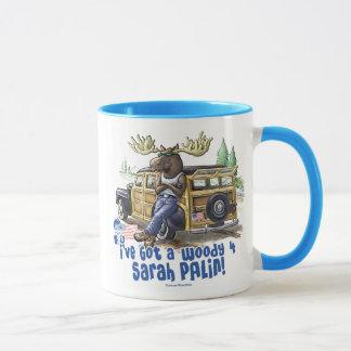 Woody 4 Palin Mug