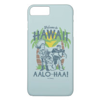 Woody and Buzz - Welcome To Hawaii iPhone 8 Plus/7 Plus Case