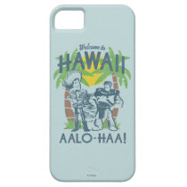 Woody and Buzz - Welcome To Hawaii iPhone SE/5/5s Case