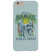 Woody and Buzz - Welcome To Hawaii Barely There iPhone 6 Plus Case