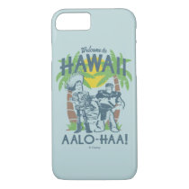 Woody and Buzz - Welcome To Hawaii iPhone 8/7 Case
