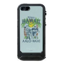 Woody and Buzz - Welcome To Hawaii Waterproof iPhone SE/5/5s Case