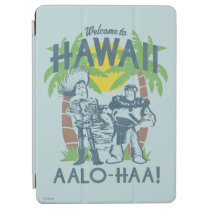 Woody and Buzz - Welcome To Hawaii iPad Air Cover
