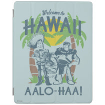 Woody and Buzz - Welcome To Hawaii iPad Smart Cover