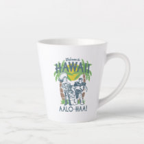 Woody and Buzz - Welcome To Hawaii Latte Mug