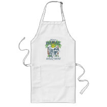 Woody and Buzz - Welcome To Hawaii Long Apron