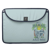 Woody and Buzz - Welcome To Hawaii MacBook Pro Sleeve