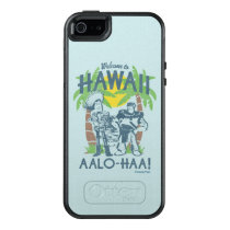 Woody and Buzz - Welcome To Hawaii OtterBox iPhone 5/5s/SE Case
