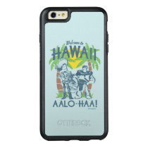 Woody and Buzz - Welcome To Hawaii OtterBox iPhone 6/6s Plus Case