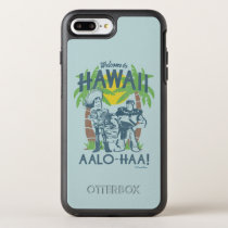Woody and Buzz - Welcome To Hawaii OtterBox Symmetry iPhone 8 Plus/7 Plus Case