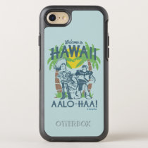 Woody and Buzz - Welcome To Hawaii OtterBox Symmetry iPhone SE/8/7 Case