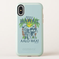 Woody and Buzz - Welcome To Hawaii OtterBox Symmetry iPhone X Case