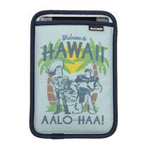 Woody and Buzz - Welcome To Hawaii Sleeve For iPad Mini
