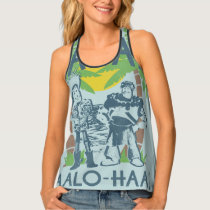 Woody and Buzz - Welcome To Hawaii Tank Top