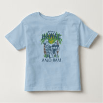 Woody and Buzz - Welcome To Hawaii Toddler T-shirt