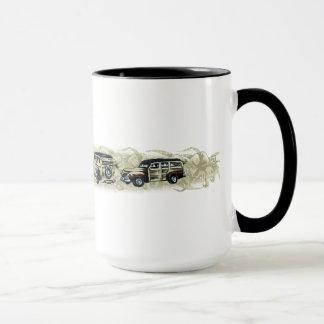 Woody Band Mug