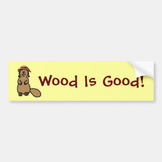 Woody Bumper Sticker