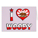 Woody, CA Greeting Cards