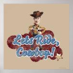 Woody: Deja el paseo, vaquero Póster