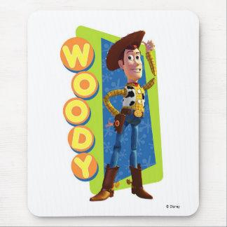 Woody Disney Alfombrillas De Ratón