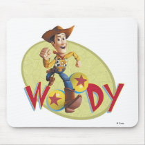 Woody Disney Mouse Pad