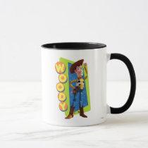 Woody Disney Mug