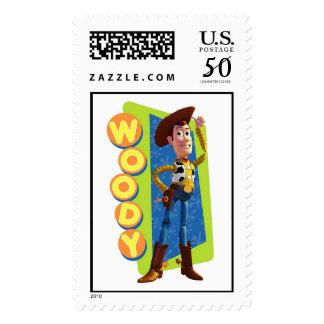 Woody Disney Postage