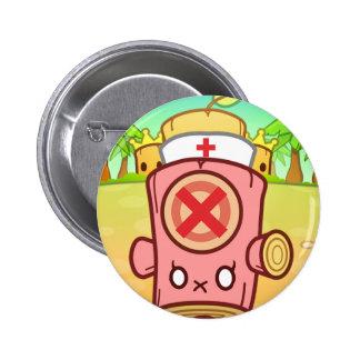 Woody Dummy  (Castle Beach II) Pins