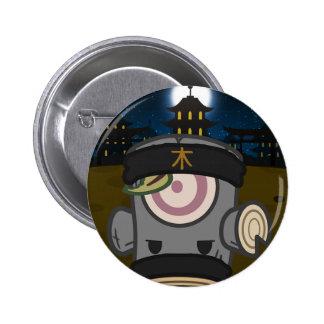 Woody Dummy (Ninja Shrine) Buttons