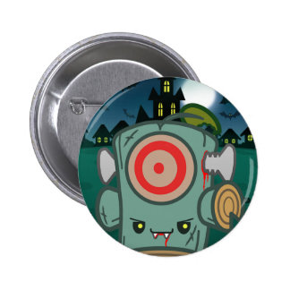 Woody Dummy (Undead Town) Button