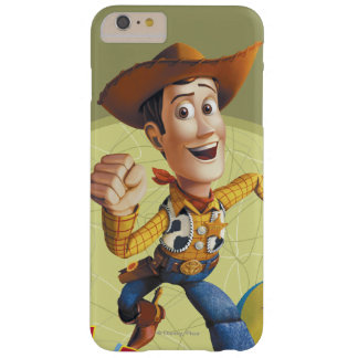 Woody Funda Para iPhone 6 Plus Barely There
