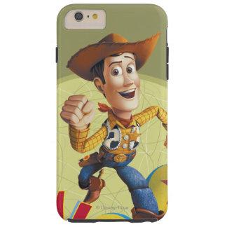 Woody Funda Para iPhone 6 Plus Tough
