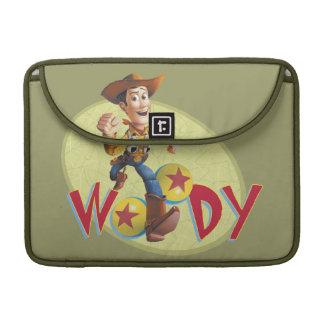 Woody Fundas Para Macbooks