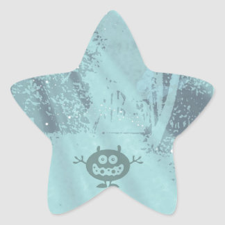 Woody Gremlin Star Sticker