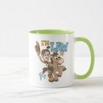 "Woody ""I'm The Law"" Mug"