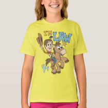 "Woody ""I'm The Law"" T-Shirt"