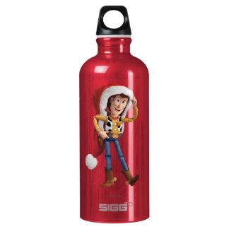 Woody in Santa Hat SIGG Traveler 0.6L Water Bottle