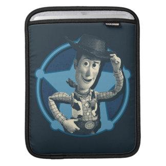 Woody: Insignia del sheriff Funda Para iPads