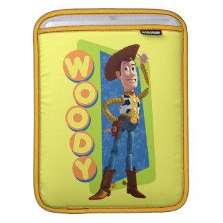 Woody iPad Sleeve