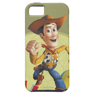 Woody iPhone 5 Cover
