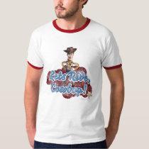Woody: Lets Ride, Cowboy T-Shirt