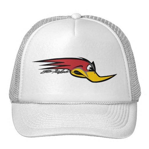 Woody Logo Cap Trucker Hat