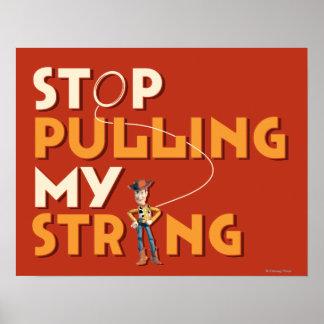 Woody Pare el tirar de mi secuencia 1 Poster
