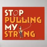 Woody: Pare el tirar de mi secuencia 1 Póster