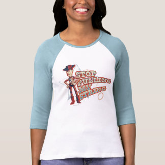 Woody: Pare el tirar de mi secuencia 2 Tee Shirt